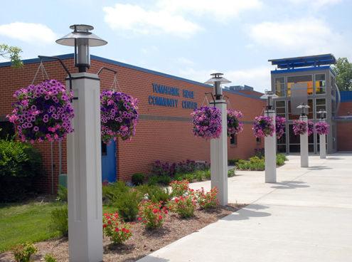 Tomahawk Ridge Center