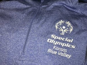 Blue Valley Special Olympics Logo